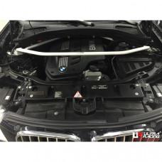 Передняя распорка стоек BMW F-25 X3 (4WD) 2.0D (2011)