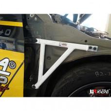 Боковые усилители лонжеронов Chevrolet Cruze 2.0D (2008)