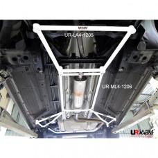 Средний нижний подрамник Chevrolet Cruze (Facelift) 2WD 2.0 (2011)