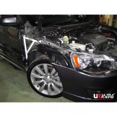 Боковые усилители лонжеронов Mitsubishi Lancer GT / EX (2007)