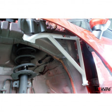Боковые усилители лонжеронов Ford Fiesta MK7 1.6