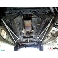 Нижний боковой усилитель жесткости Ford Fiesta MK7 1.6
