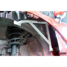 Боковые усилители лонжеронов Ford Fiesta S MK7 1.0T 2WD (2014)