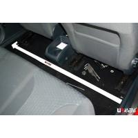 Салонный усилитель жесткости Ford Fiesta S (MK7.5) 1.0T (2013)