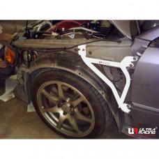 Боковые усилители лонжеронов Honda Accord CF4