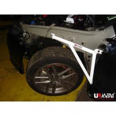 Боковые усилители лонжеронов Honda Accord 7 CL (2002-2008)