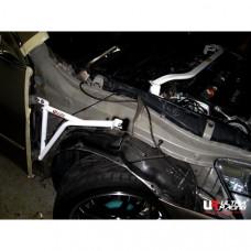 Боковые усилители лонжеронов Honda Accord CM5 2.4 (2005)