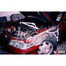 Боковые усилители лонжеронов Honda Accord SV4 (1995)