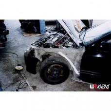 Боковые усилители лонжеронов Honda Civic EG