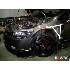 Боковые усилители лонжеронов Honda Civic FD 2.0 (2006)