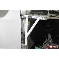 Боковые усилители лонжеронов Hyundai Elantra MD (2010)