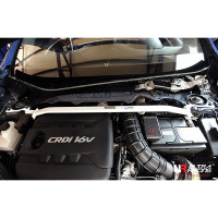 Передняя распорка стоек Hyundai Elantra MD 1.6D (Turbo) 2WD (2014)