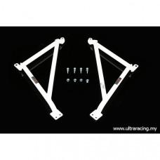 Боковые усилители лонжеронов Hyundai Getz