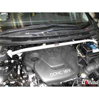 Передняя распорка стоек Hyundai Elantra MD (2010)