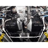 Нижний боковой усилитель жесткости Hyundai Genesis / Rohens Coupe 2.0T