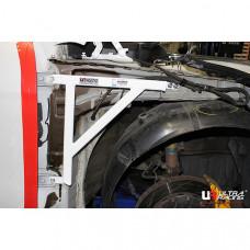 Боковые усилители лонжеронов Hyundai Veloster 1.6L (Turbo) GDI (2011)
