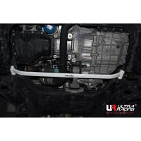 Передний нижний подрамник Hyundai Veloster 1.6L (Turbo) GDI (2011)