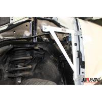 Боковые усилители лонжеронов Kia Sportage R (Diesel) 2.0 2WD (2010)