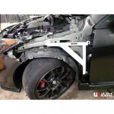 Боковые усилители лонжеронов Mazda 3 BL (Sedan) (2009)