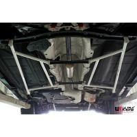 Нижний боковой усилитель жесткости Mazda 3 BL (Sedan) (2009)