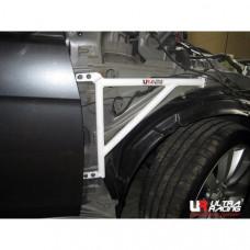 Боковые усилители лонжеронов Mitsubishi Fortis 1.8 2WD (2007)
