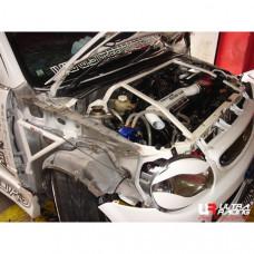 Боковые усилители лонжеронов Perodua Kelisa