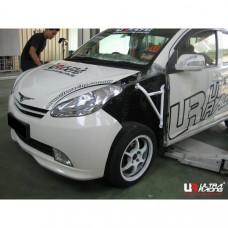 Боковые усилители лонжеронов Perodua Myvi 1.3