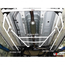 Нижний боковой усилитель жесткости Proton Preve 1.6T (2012)