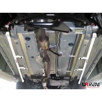 Нижний боковой усилитель жесткости Mitsubishi Lancer GT / EX (2007)