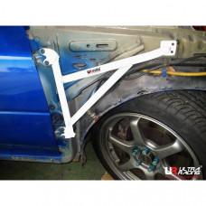 Боковые усилители лонжеронов Subaru Impreza GC8 (V.4)