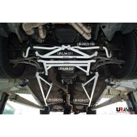 Передний стабилизатор поперечной устойчивости Subaru Impreza GC8 (V.4)
