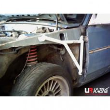 Боковые усилители лонжеронов Toyota KE 70