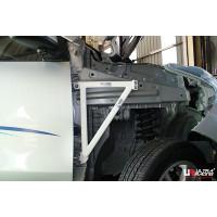 Боковые усилители лонжеронов Toyota Avanza