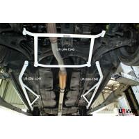 Нижний боковой усилитель жесткости Toyota Corona ST171 2.0MT (2WD) (1987)