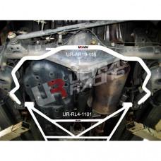 Задний нижний подрамник Toyota Fortuner 2.5D 4WD (2012)
