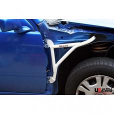Боковые усилители лонжеронов Toyota Starlet EP 91
